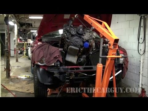 dodge ram manual transmission swap