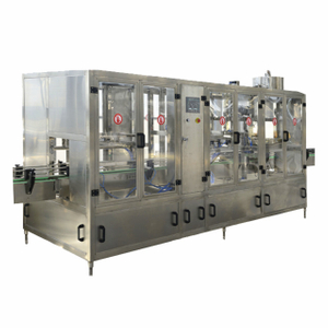 manual water bottling equipment for sale