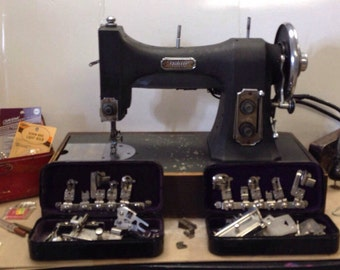 national rotary sewing machine manual