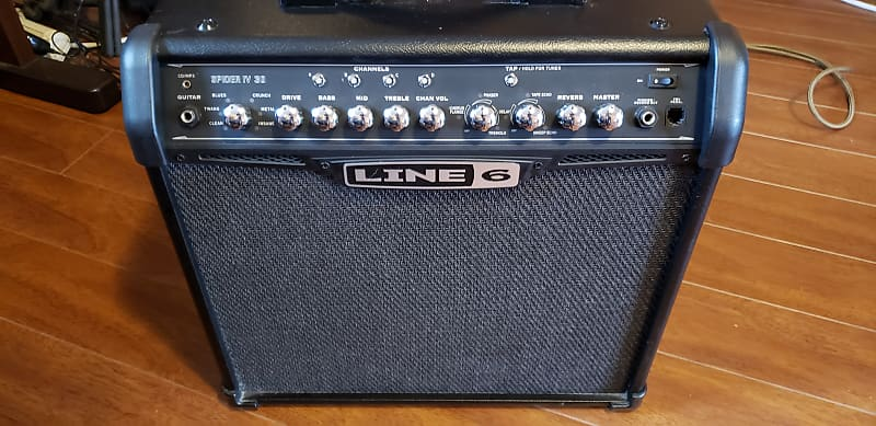 line 6 spider iv 30 manual