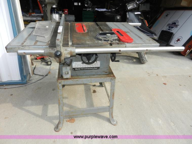 delta 10 inch bench saw manual