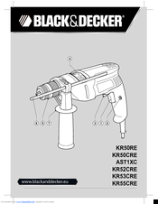 black and decker st4000 manual