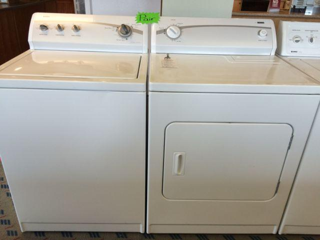 kenmore 90 series washer owners manual