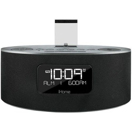 ihome dual alarm clock radio manual